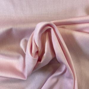 Tela canutillo liso rosa