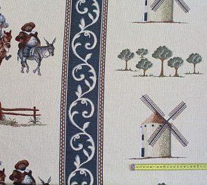 Cortina Exterior Alpujarreña Don Quijote