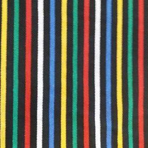 Tela Manchega de rayas simétricas