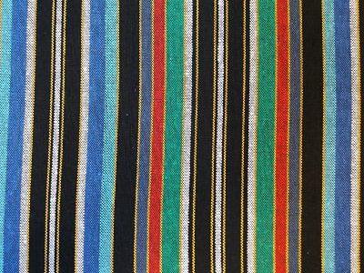 Tela Manchega de rayas Azules