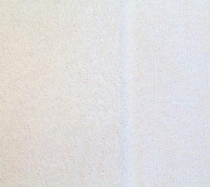 Felpa de Rizo Algodón Blanco