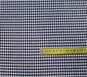 Pata de Gallo Azul Marino