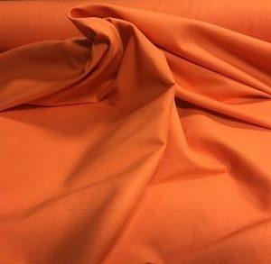 tela Loneta Lisa Naranja
