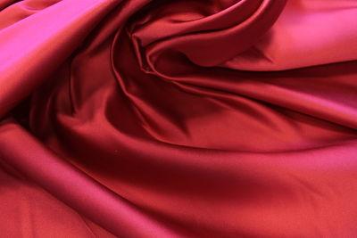 tela Raso de Novia Rojo