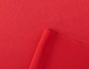 Crep Satén Rojo