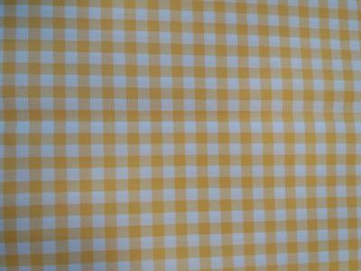 Vichy Cuadros Amarillo
