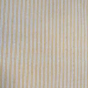 Tela vichy rayas Amarillo