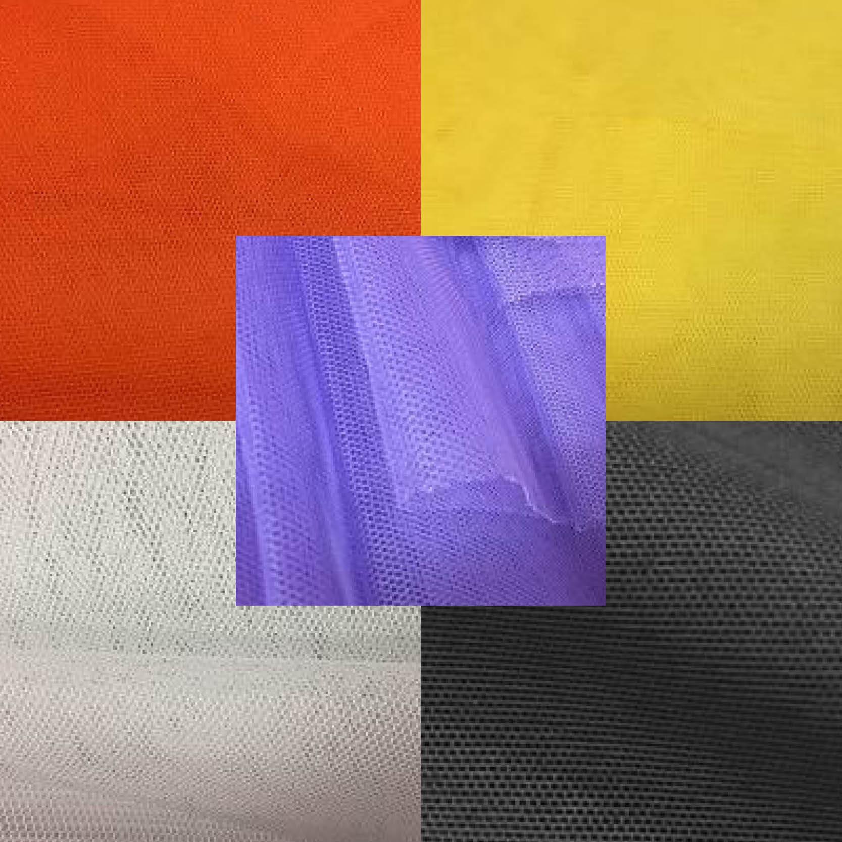 tela tul liso varios colores
