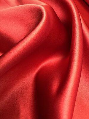 Raso Novia Rojo