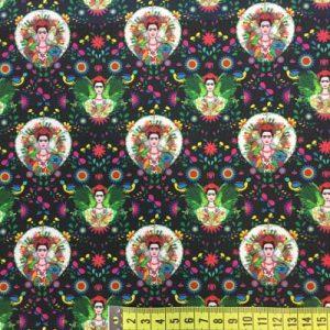 Tela Frida Kahlo