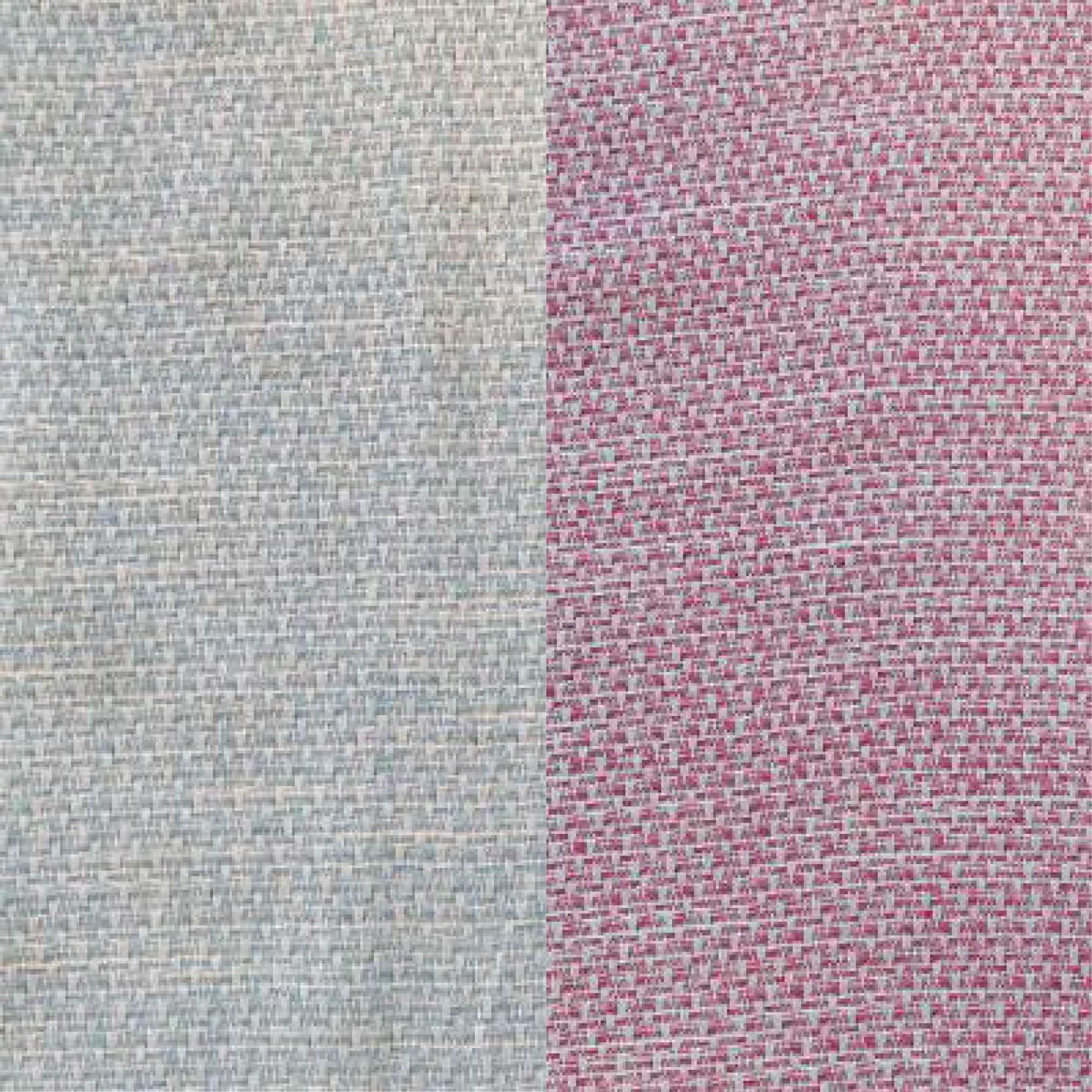 Tela chanel de lana estampada cheviot