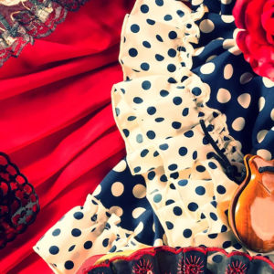 Telas flamenco