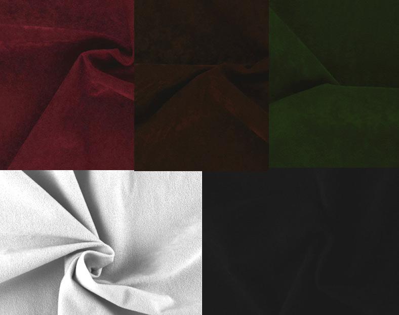 Tejido Antelina en varios colores