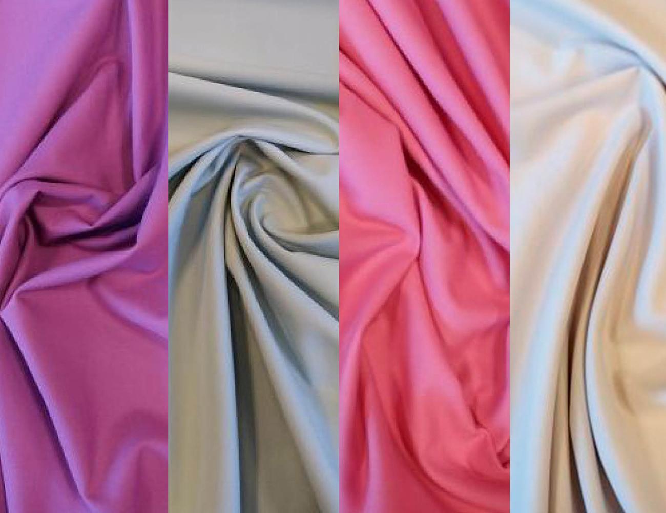 telas viella color liso