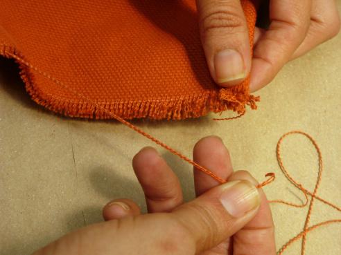 lavar las telas antes de cortarlas