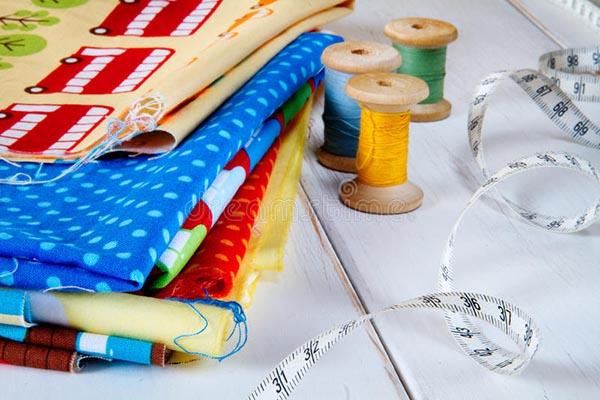 Por qué debes lavar las telas antes de cortarlas