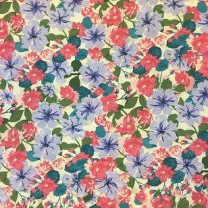 Loneta Flor en acuarela