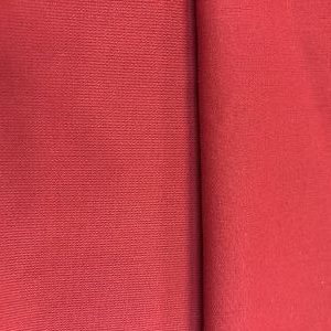 canutillo liso en rojo