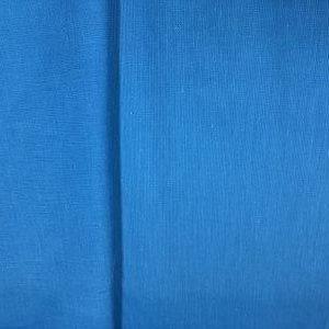 tela canutillo liso turquesa