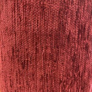 Chenilla en color granate