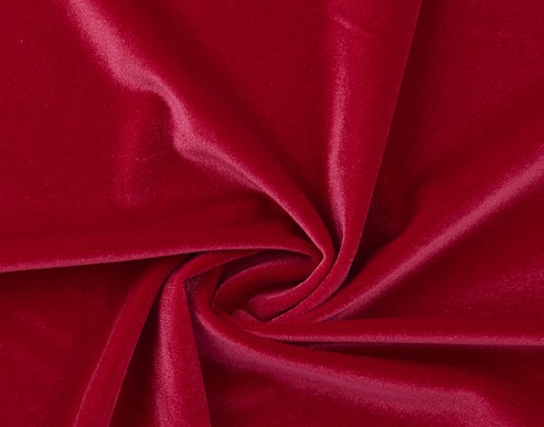 rojo terciopelo