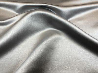Raso Novia gris medio