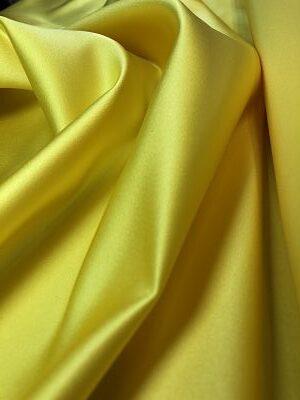 Raso de novia amarillo