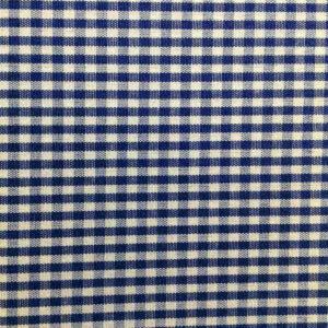 Vichy cuadro Azulón 3mm