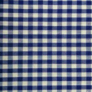 Vichy cuadro Azulón 5mm