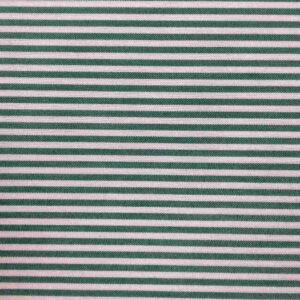 Vichy Rayas verde pequeña