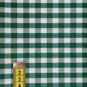 Vichy cuadro verde 8mm